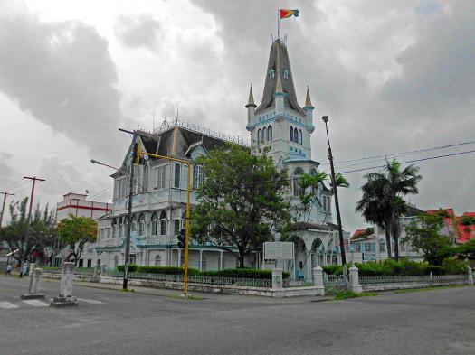Guyana PowerPoint Quiz