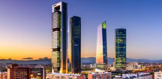 Spain Regions - Capitals