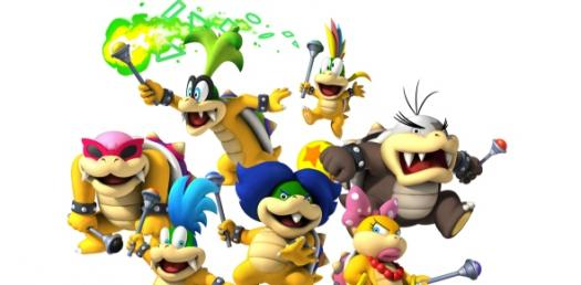 Which Koopalings Characters Are You?