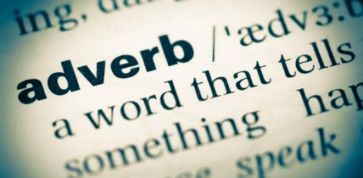Adverbs Practice Quiz