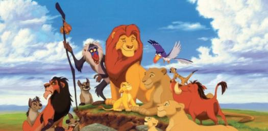 Find Your Lion King Personality