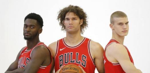 Quiz On NBA - Chicago Bulls