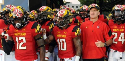 Maryland Terrapins Football Trivia