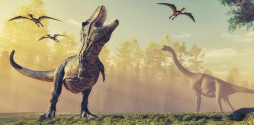 Trivia Quiz On Dinosaurs!