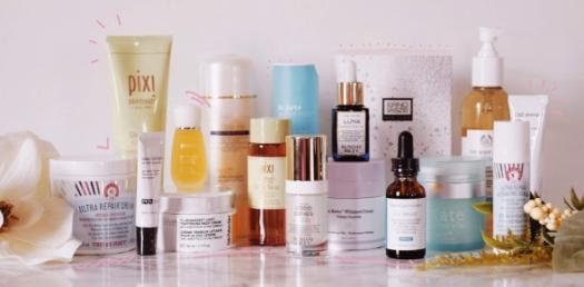 Demonstrate Retail Skin Care Products Test