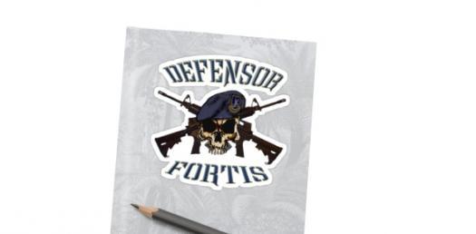 Defensor Fortis - Volume 3