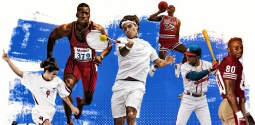 Which Famous American Athlete Are You?