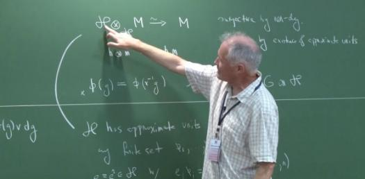 What Do You Know About Hecke Algebra?