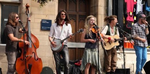 A Quiz On Street Performances