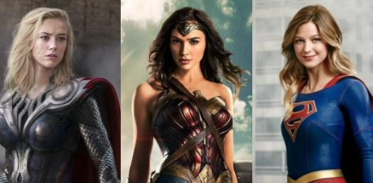 Which Superhero And Superheroine Character Traits You Have?