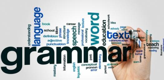 A Trivia Quiz About Grammar