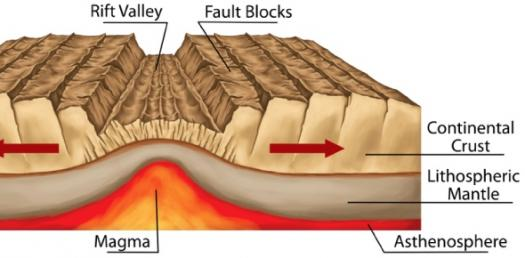 The Greatest Quiz On Tectonic Plates You
