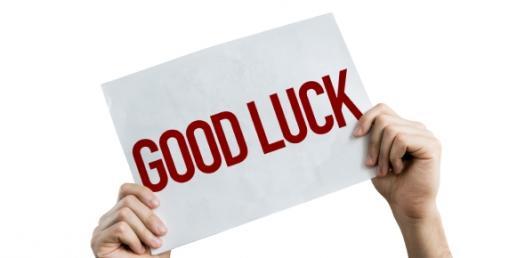 good luck Quizzes & Trivia