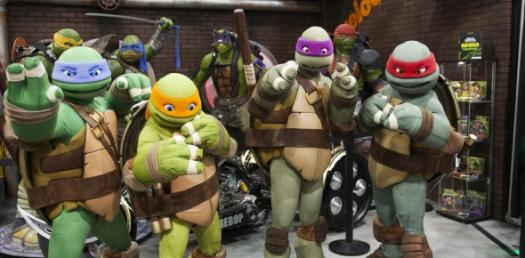 Which Ninja Turtle Character Are You?
