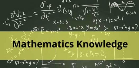 Test Your Mathematics Knowledge With This Quiz