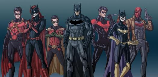 Which Member Of The Batman Family Are You?