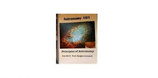 Astronomy 101 Review For Final Exam