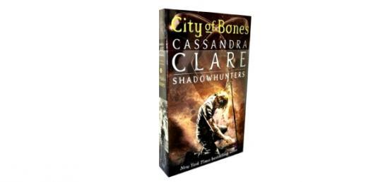 City Of Bones Mortal Instrument By: Cassandra Clare