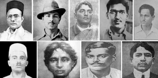 Great Indian Freedom Struggle And Its Heroes