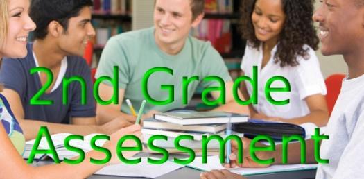 2nd Grade Fall Assessment