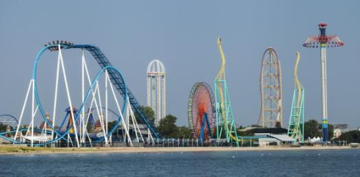 What Cedar Point Ride Are You?