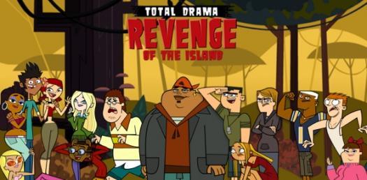 Revenge Of The Island