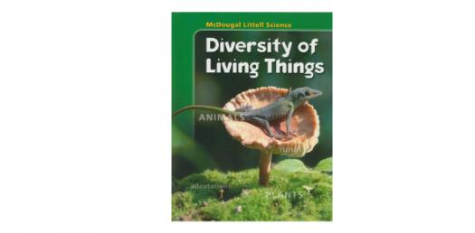 Diversity Of Plants And Animals