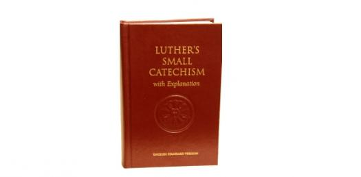 Small Catechism - Holy Baptism