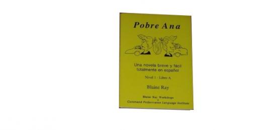 Have You Read Pobre Ana In English?