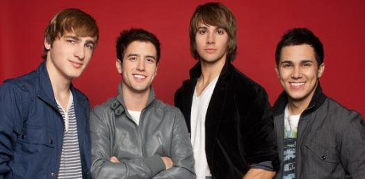 What Guy From Big Time Rush Do You Belong With?