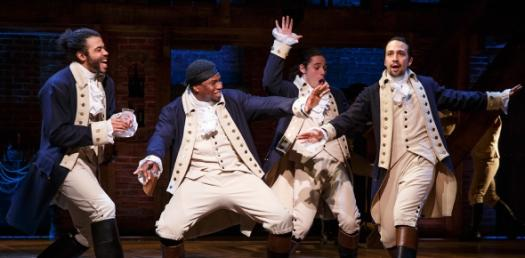What Hamilton Character Are You ?