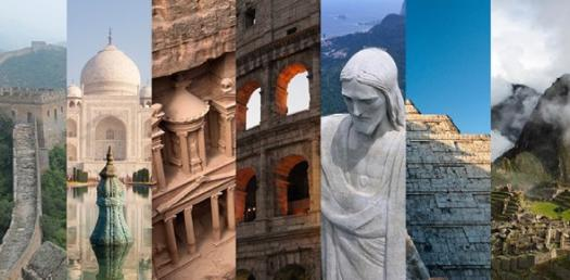 The Seven New Wonders Of The World