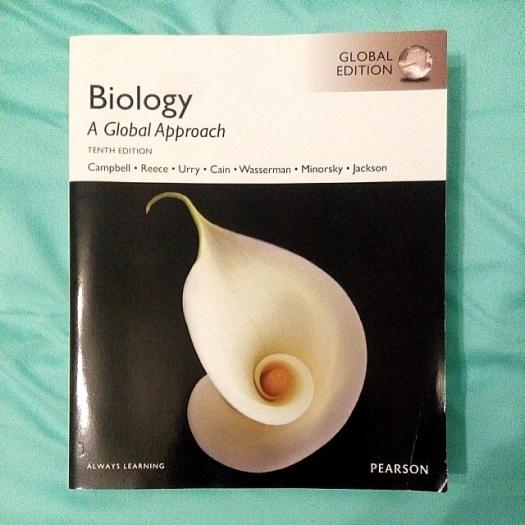 Campbell Biology - Chapter 6