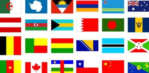Which Country Best Fits Your Personality?