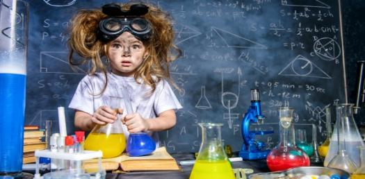 A Fun Science Quiz For Children!