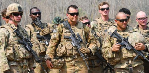 How Strong Is Your U.S. Army Knowledge?