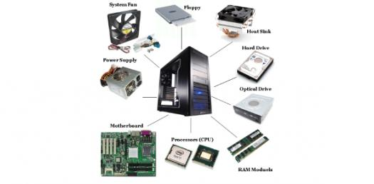 Can You Name The Computer Chips Inside Hardware? Trivia Quiz