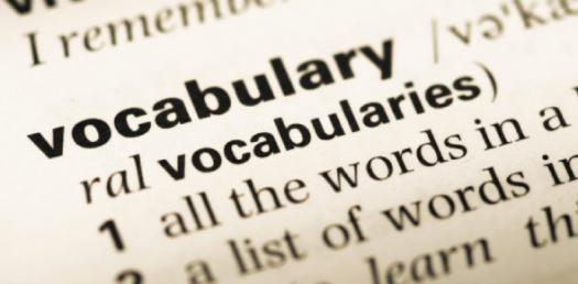 Basic Level: Vocabulary Test For 5th Grade!