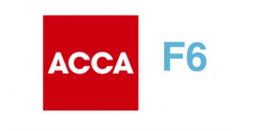 ACCA F6 : Taxation And Pension Contributions! Trivia Quiz