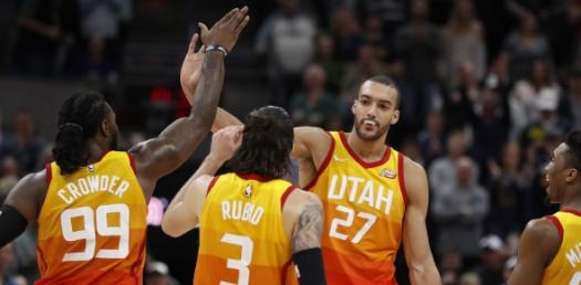 The Ultimate Quiz On NBA - Utah Jazz