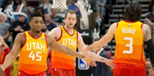 The Big Quiz On NBA - Utah Jazz?