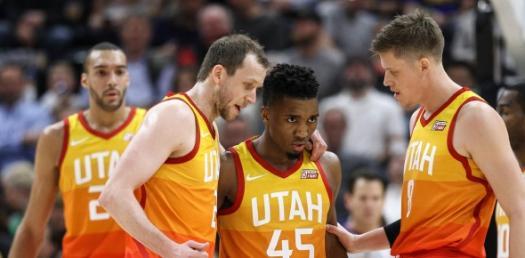 Amazing Quiz On NBA - Utah Jazz