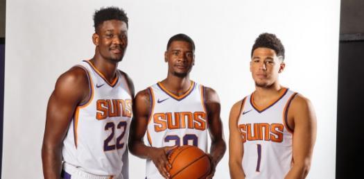 The Ultimate Fan Quiz On NBA - Phoenix Suns