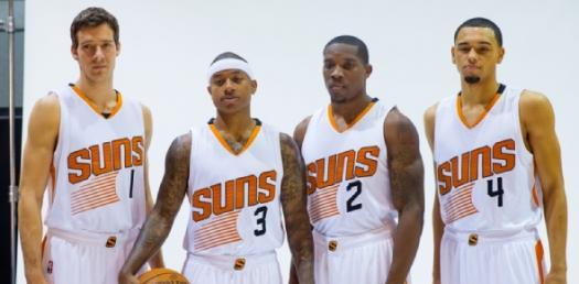 NBA - Phoenix Suns Quiz