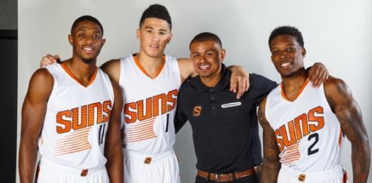 Fun Trivia Questions On NBA - Phoenix Suns