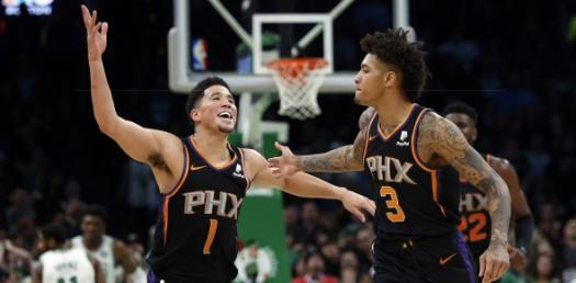 The Big Quiz On NBA - Phoenix Suns