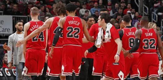 NBA - Chicago Bulls Quiz