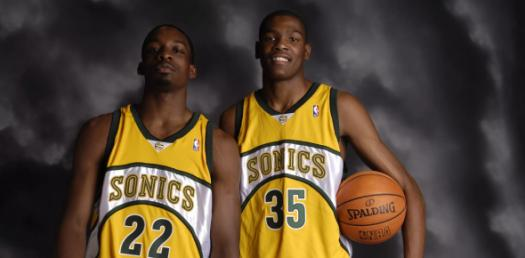 The Ultimate NBA - Seattle Supersonics Quiz