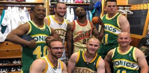 Trivia On NBA - Seattle Supersonics