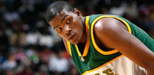 The Amazing Quiz On NBA - Seattle Supersonics
